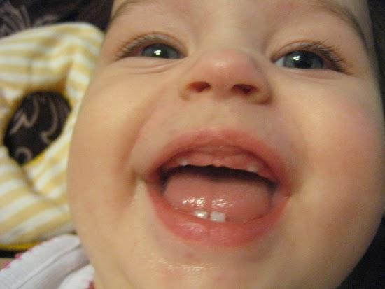 biberon y salida de dientes