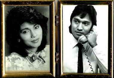Ikang Fawzi & Marissa Haque Fawzi