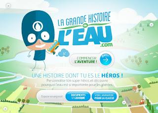 Passion Céréales lance La Grande Histoire de l'Eau.com