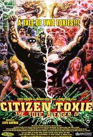 Watch Citizen Toxie: The Toxic Avenger IV Online Free 2000 Putlocker