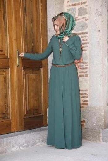 Pınar Şems Yeni Sezon Tesettür Tulum Modelleri