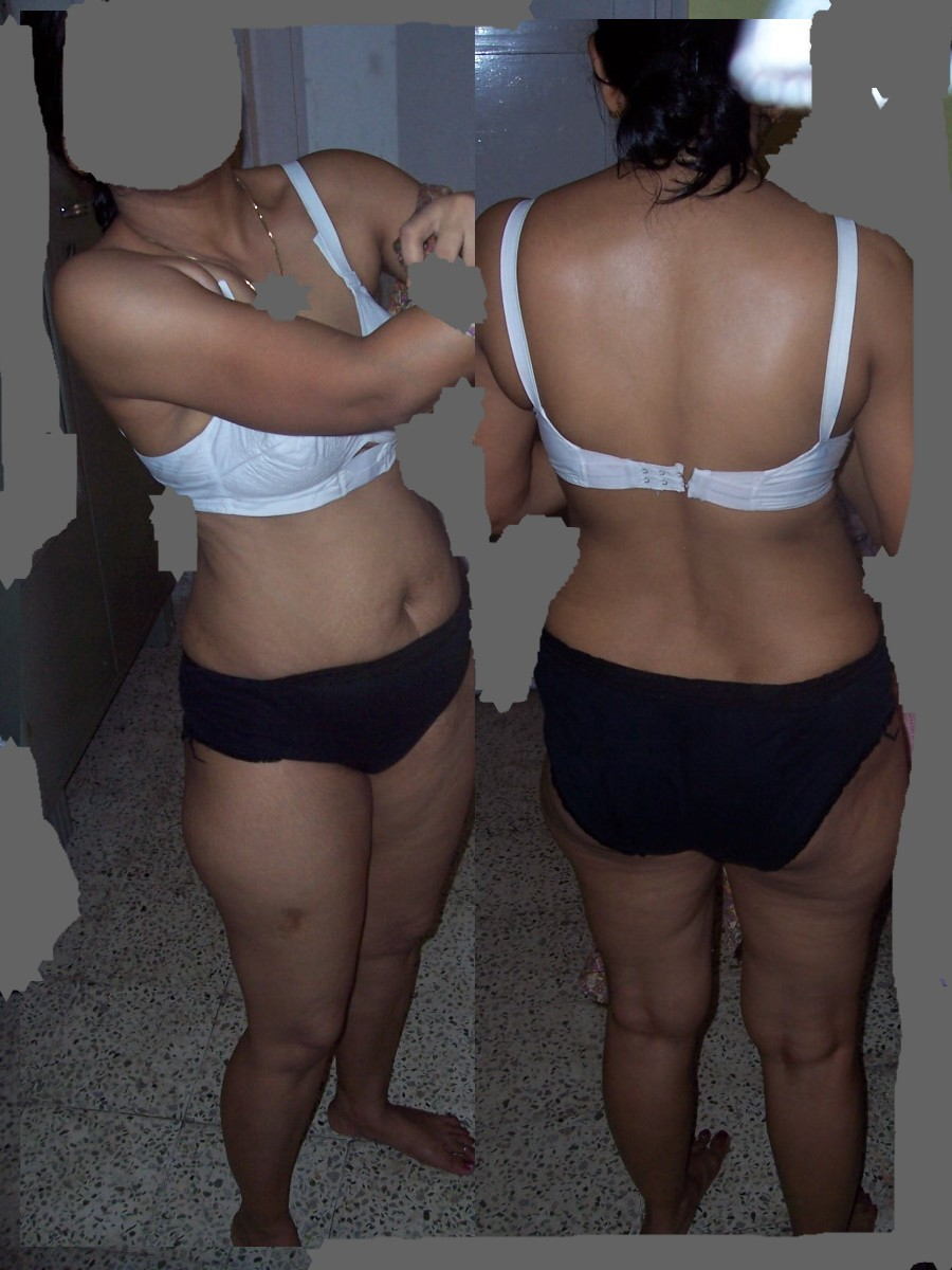 desi wife in panty