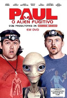 Download Paul O Alien Fugitivo DVDRip Dublado