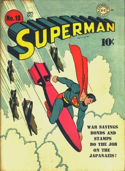 Superman War Bonds