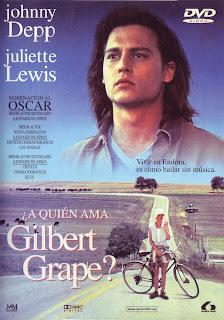 ¿A quién ama Gilbert Grape? Poster