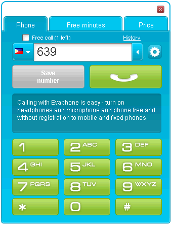 free mobile international calls internet tools