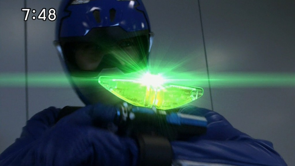 Kamen Sentai: Go-Busters Episode 8 Review: Blue Dreams