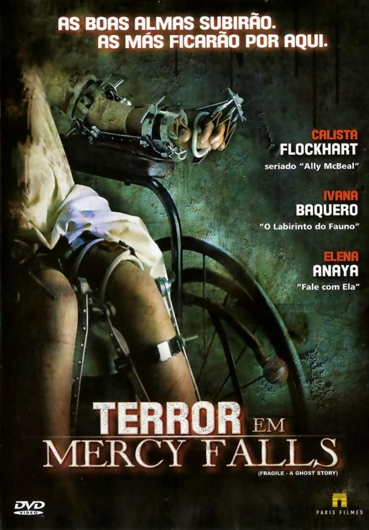 Terror em Mercy Falls – Dublado (2005)