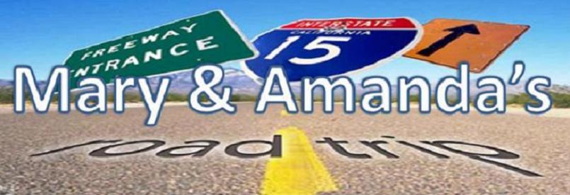 Mary and Amanda's Roadtrip