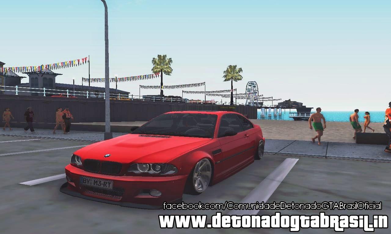 GTA SA - BMW M3 E46