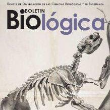 Boletín Biológica N°26