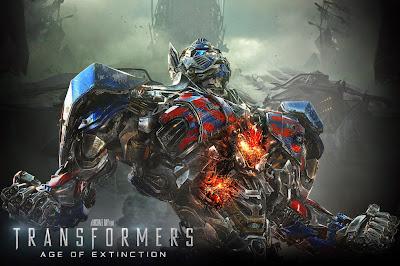 Transformers%2B4%2BPromo%2BBanner%2B(3) Người máy Bumblebee vừa thể hiện tài bắn súng, cũng vừa lộn nhào trong Transformers 4