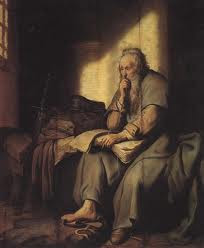 St Paul in prison
