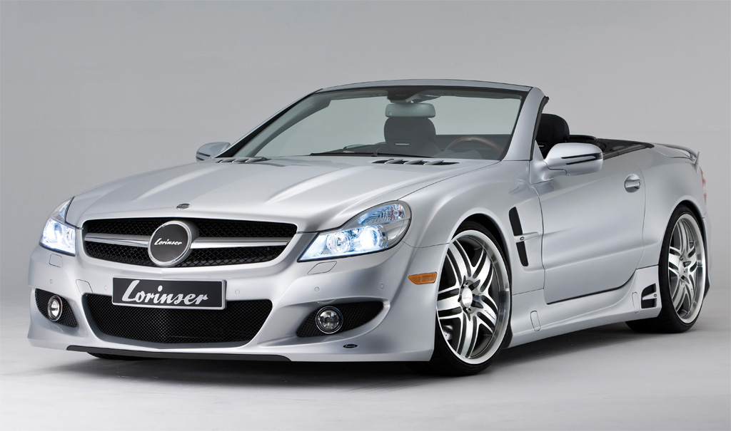 World Class Cars Mercedes Sl 500