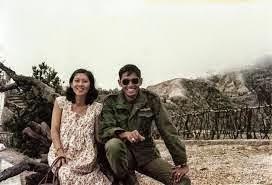 Foto SBY dan Istri Saat Muda