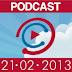 Chupim - Podcast - 21/02/2013