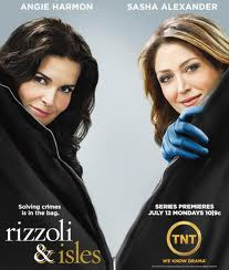ri1 Download Rizzoli And Isles 1ª Temporada RMVB Legendado