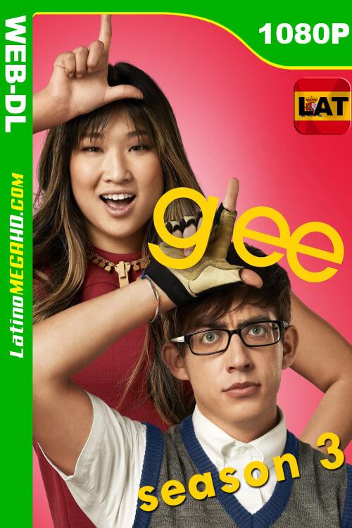 Glee (Serie de TV) Temporada 3 Latino HD WEB-DL 1080P ()