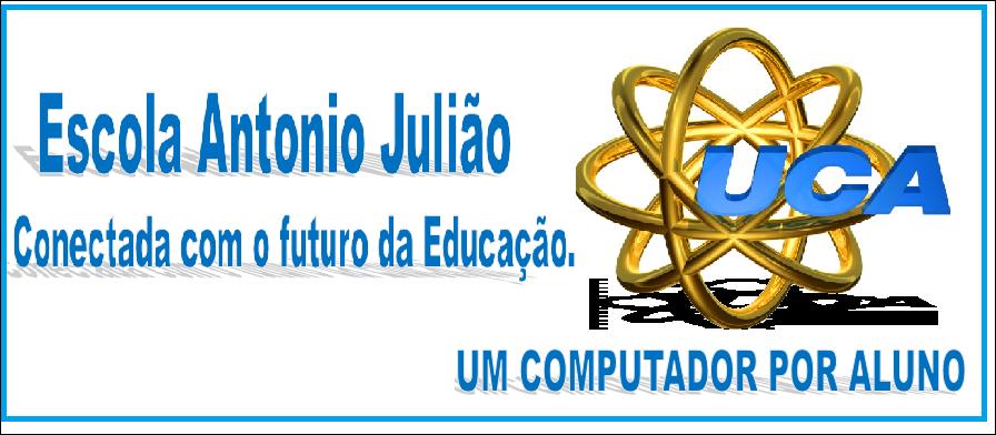 PROJETO UCA - ESCOLA ANTONIO JULIÃO NETO - BARREIRA