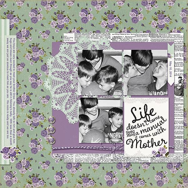 Layout by Be a