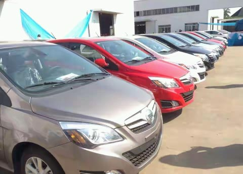 Want A New Car? Check Out These Made-in-Nigeria Cars (Photos)