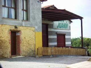 Tiñana, Llagar de Juanín