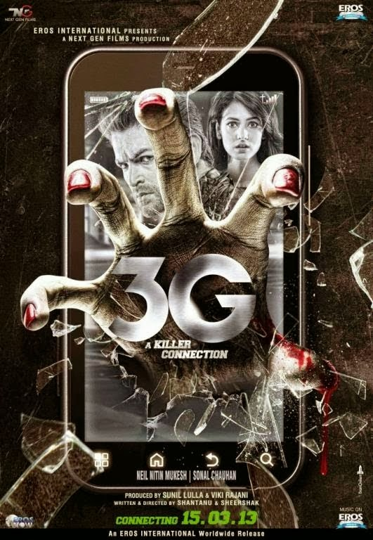 3G  A Killer Connection  DVDRip AVI + RMVB Legendado