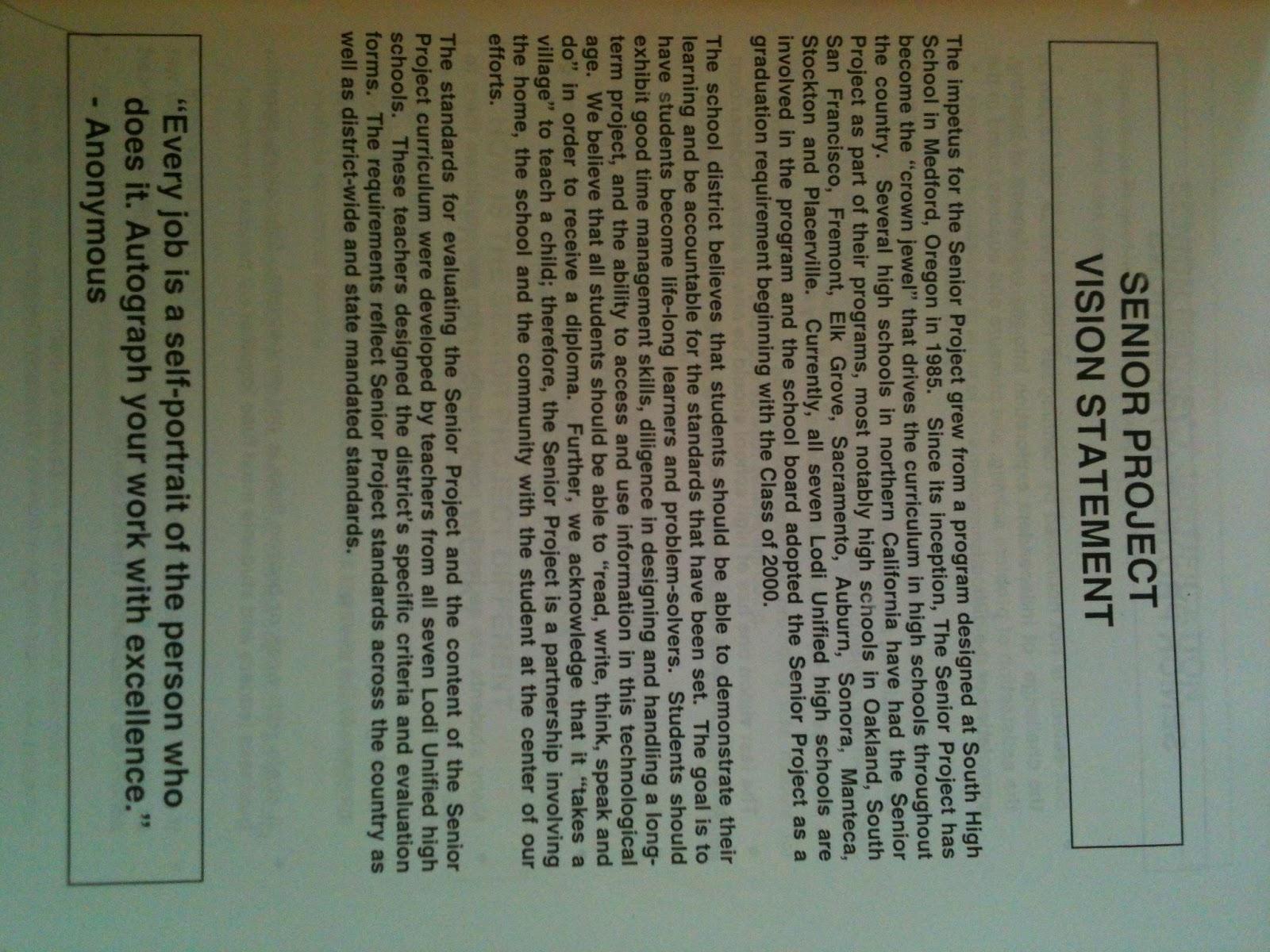 thesis statement persuasive grade 7