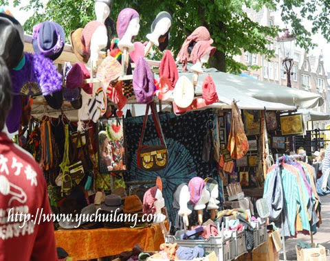 Pasar Lambak Waterlooplein