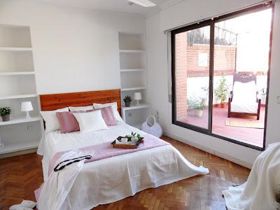 Dormitorio perfecto tras el Home Staging