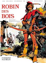 Robin des bois - Ramón De La Fuente.