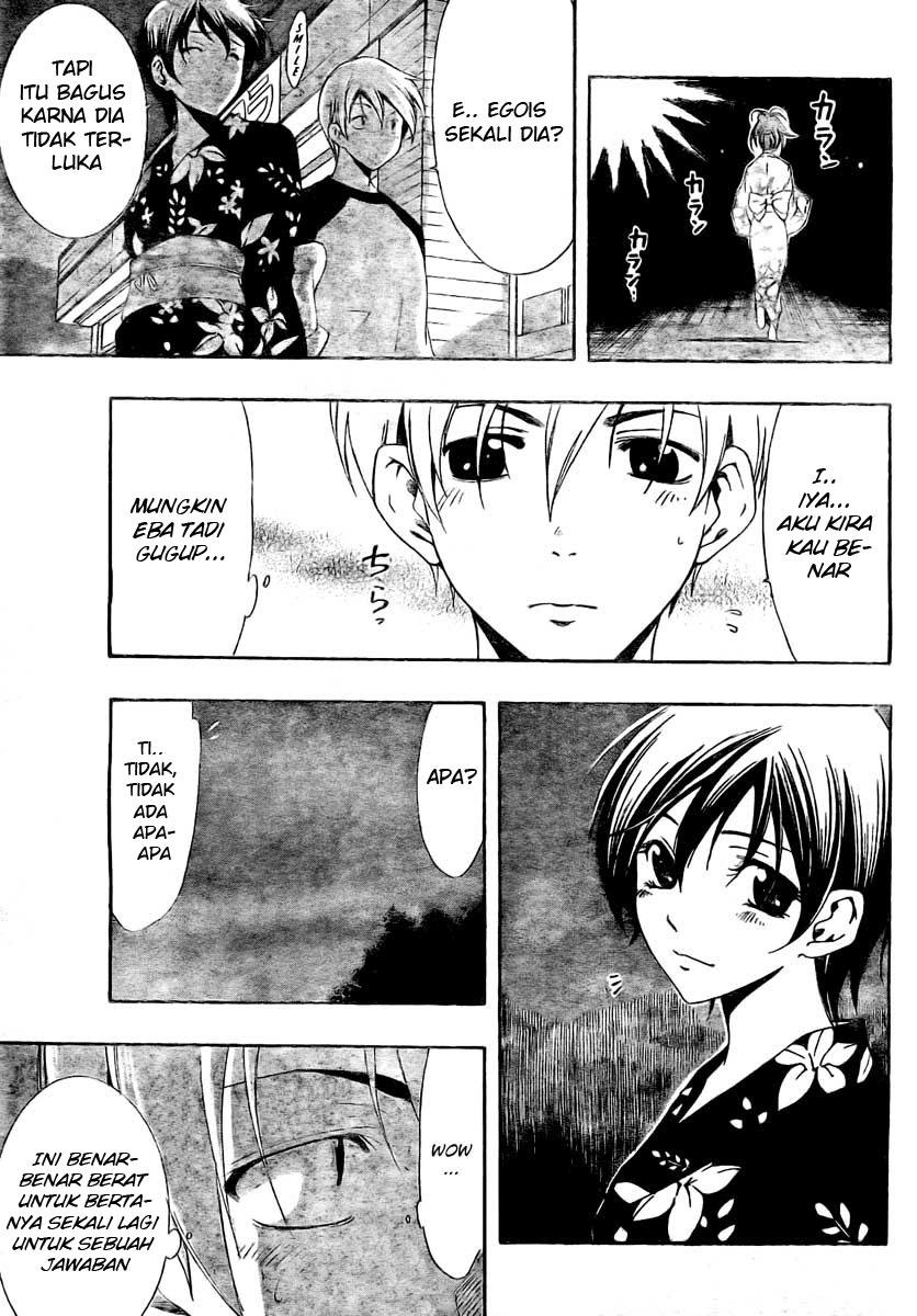 Komik kimi no iru machi 39 page 16
