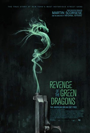 Revenge of the Green Dragons 2014 poster