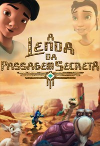 A Lenda da Passagem Secreta Torrent Dublado 1080p Full HD WEB-DL