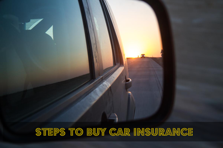 Steps To Buy Car Insurance