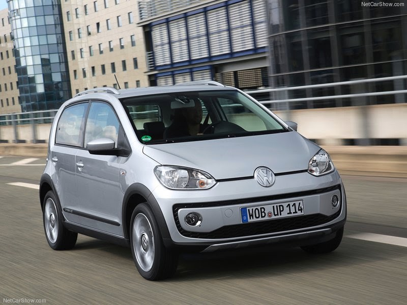 2014 Volkswagen Cross Up