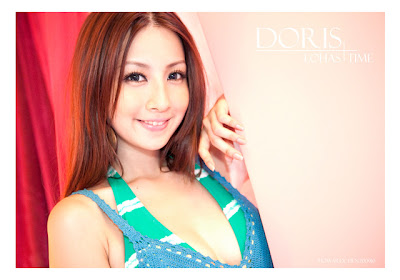 Taiwan Beautiful Showgirl Doris