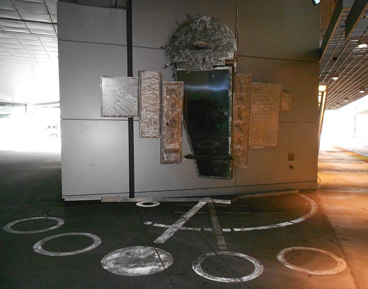 C bakunas art denver public art take an ordinary object for Craft show denver convention center