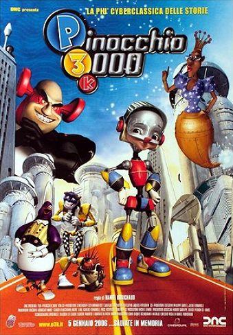 Baixar Pinóquio 3000 Download Grátis
