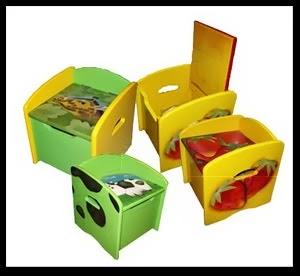Kursi Kotak