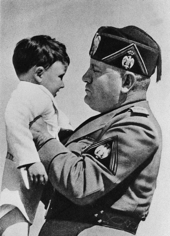Image result for Benito Mussolini personalità