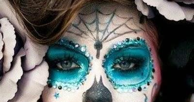 confessions of a beauty addict halloween makeup idea dia