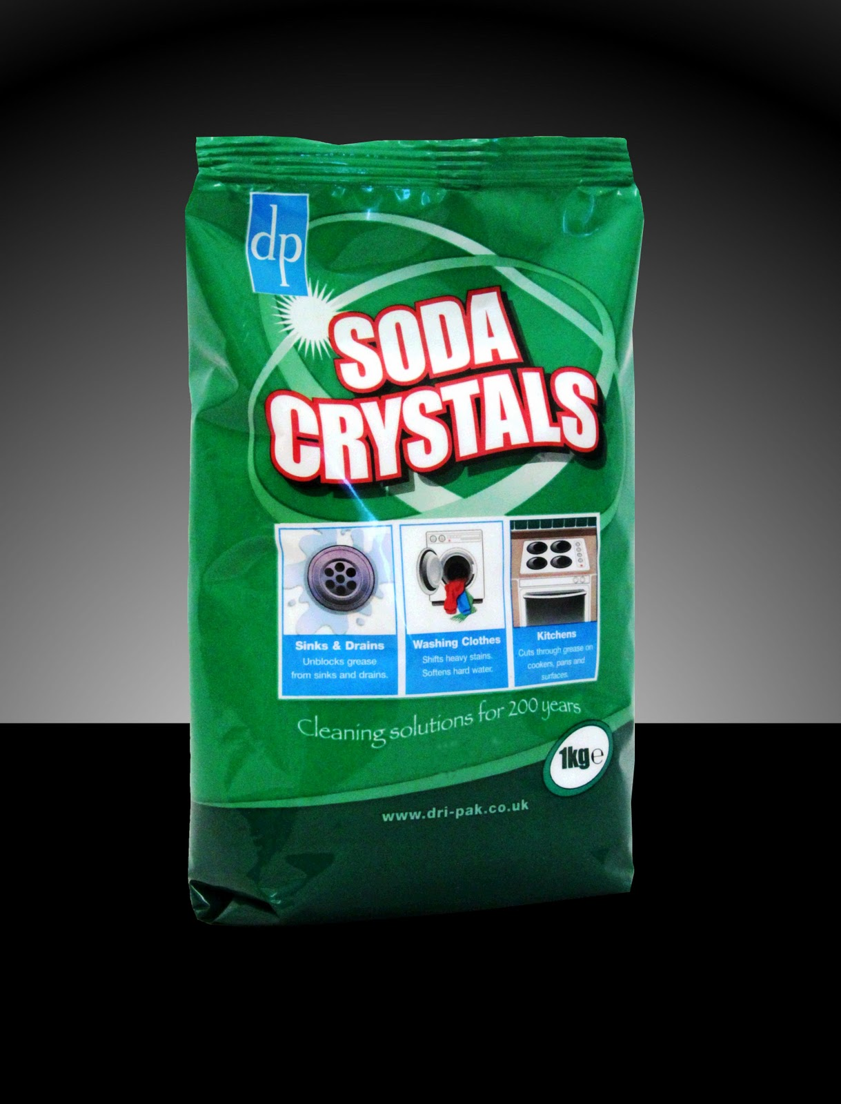 Freestyle Pr Nottingham Dri Pak Develop Soda Crystals