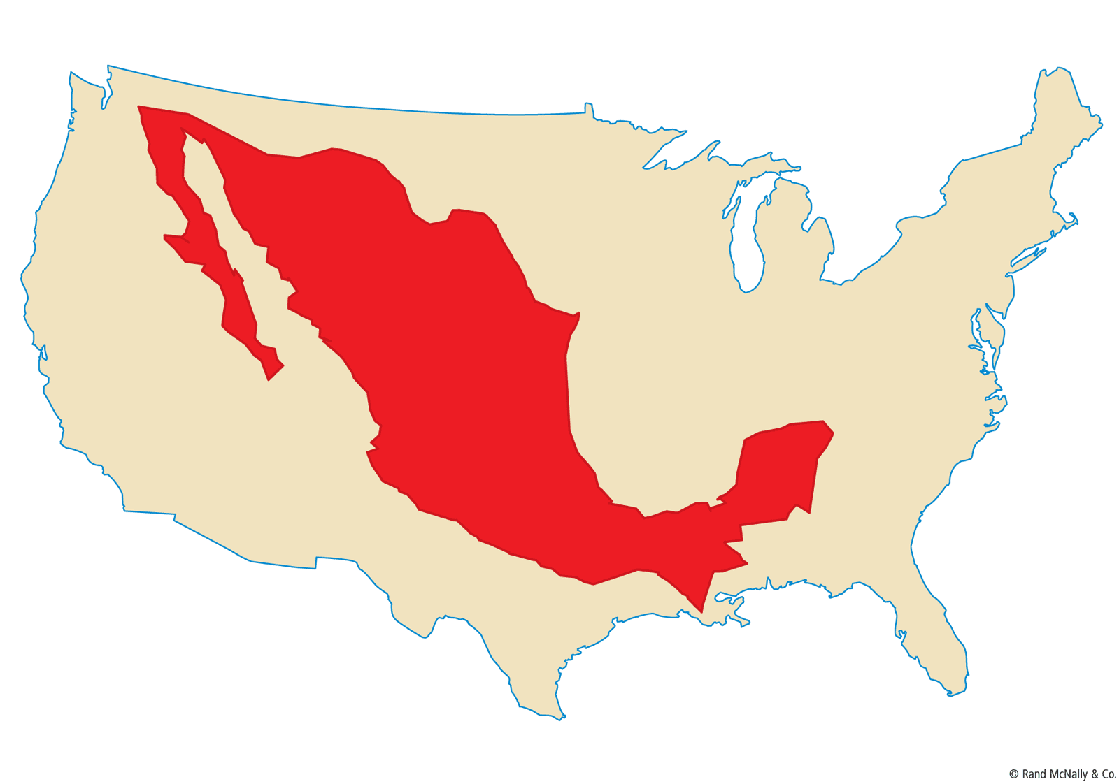 a comparison of the politics between the united states and france In terms of land mass, the united states and europe are similar in size—the united states is 9,833,000 square kilometers while europe is 10,180,000 square kilometers—however, european countries are closer in size to eastern states in america (which are smaller and closer together than western states.