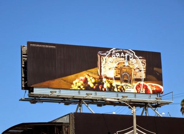 Sip-grade Tequila Herradura billboard August 2014
