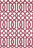 Schumacher Imperial Trellis Raspberry 5003360