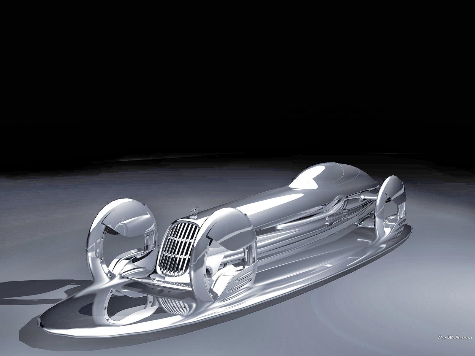 mercedes benz silverflow