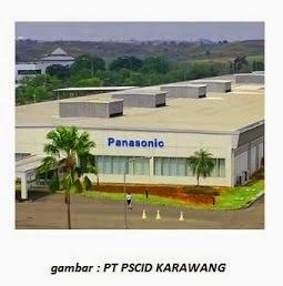 Lowongan Kerja PT Panasonic Manufacturing Indonesia Maret 2015