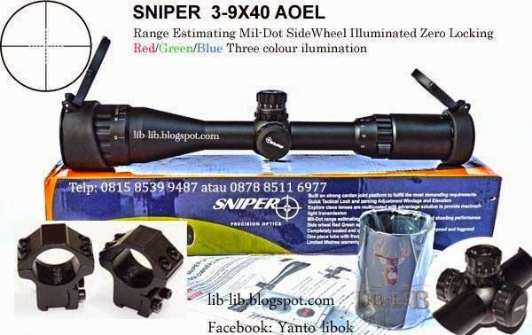 sniper 3-9x40 aoe
