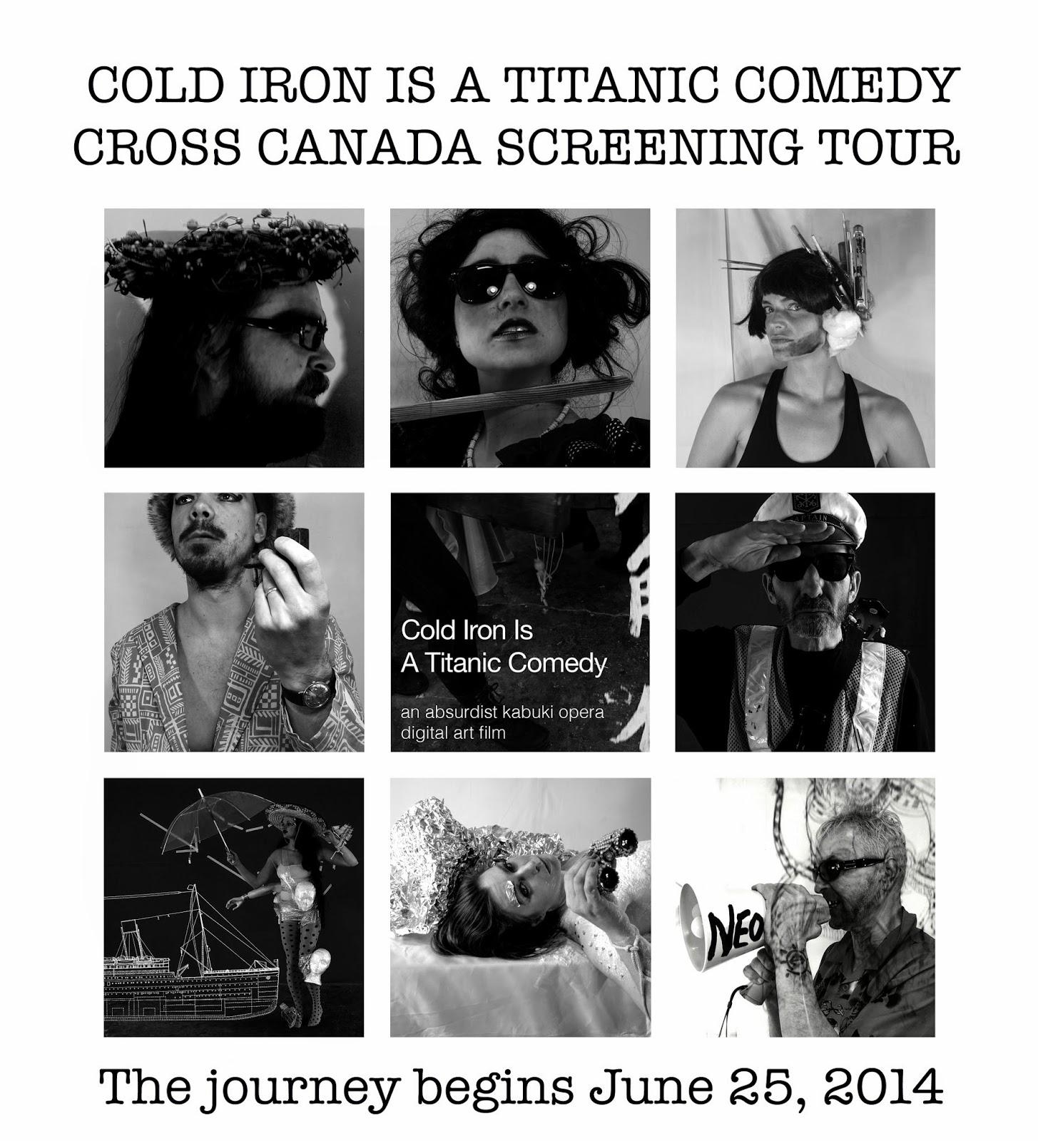 Cross Canada Screening Tour 2014